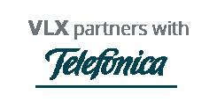 VLX & TELEFONICA PARTNERSHIP